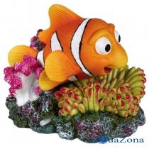 Декорация для аквариума «Рыба и коралл» Trixie 8717