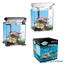 Аквариум Aquael NANO Reef 30 black